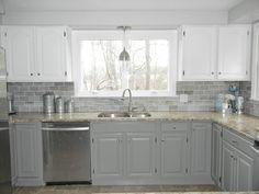11 Times White Kitchen Cabinets Transformed A Space - ELLEDecor.com