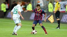 Lechia Gdansk 2 - 2 FC Barcelona #FCBarcelona #Game #Match