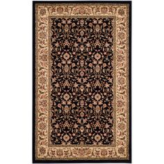 Safavieh Lyndhurst Collection Traditional /Ivory Oriental Rug