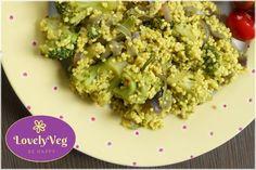 Brokkolis köles, amely nem csak egyszerű, de még finom is! Főzési praktikákkal, hogy már elsőre is tökéletesen sikeredjen ez a gluténmentes köret! Vegas, Good Food, Yummy Food, I Foods, Guacamole, Pasta Salad, Healthy Lifestyle, Vegan Recipes, Paleo