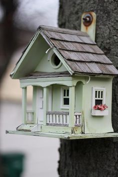 birdhouse | Flickr - Photo Sharing!