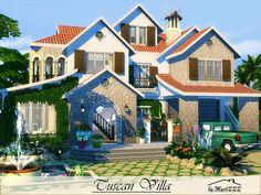 Tuscan Villa - created by MychQQQ