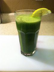 The Green Giant Juice is a protein packed juice for people with busy and active lifestyles. Packs 16g of protein, great for maintaining or building muscle mass while juicing! #justonjuice #juicing ( http://www.justonjuice.com/green-giant-juice )