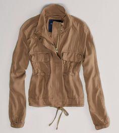 AE Safari Jacket NEED THIS!!!!!