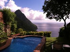 Ladera Resort in Soufrière, Quarter of Soufrière