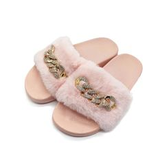 Pink Fashion, Fashion Shoes, Fashion Accessories, Fur Loafers, Stylish Sandals, Flat Sandals, Shoes Sandals, Womens Summer Shoes, Beach Shoes