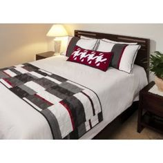 My next quilting habit will be these bed runners.