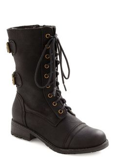 more boots :)