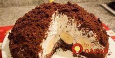 Vyzerá ako obľúbená pečená Krtkova torta, no tento koláčik je hotový za pár minút a to úplne bez pečenia. Je lahodný, jemnučký a skutočne vynikajúci.