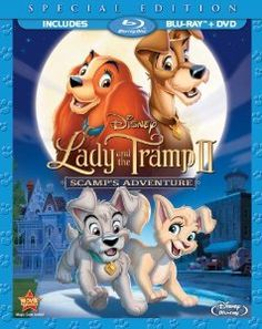 Lady and the Tramp II: Scamp's Adventure and more on the list of the best Disney animated movies by year