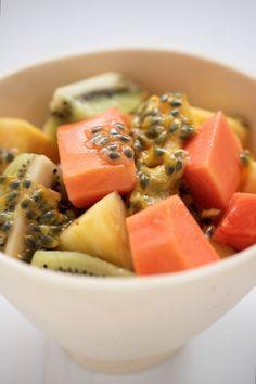 Fruit Salad For Digestive Health