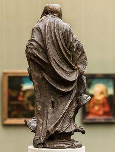 Hans Leinberger, Muttergottes, Bronze, um 1515
