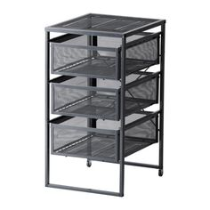 Pantry*** IKEA - LENNART, Drawer unit, , The casters make it easy to move around.</t><t>The drawers hold letter and legal size paper. Under Cabinet Storage, Office Storage, Storage Drawers, Home Organization, Medicine Organization, Metal Drawers, Book Storage, Storage Shelves, Organizing