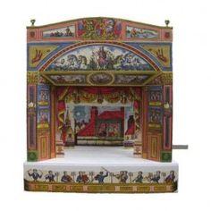 Oliver Twist Toy Theatre