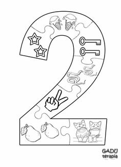 Learning Numbers Preschool, Preschool Number Worksheets, Teaching Numbers, Teaching Aids, Teaching Kindergarten, Math Crafts, Montessori Activities, Math For Kids, Kids Education