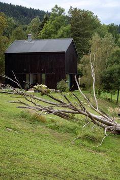 Adaptacja stodoły. Niezwykły pomysł na dom