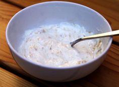 Low-Calorie Strawberry Banana Yogurt Dessert   POPSUGAR Fitness