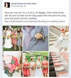 Deciding on Wedding Colors