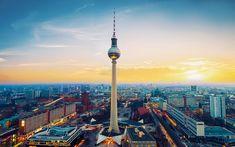 """""""After Work"""" - Berlin, Germany #wallpaper by """"Nicolas Kamp"""""""