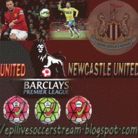 Manchester United faces this Saturday a.) to Newcastle for the third round of the Premier League, two teams that live very different realities in this early season. The game is played at Old Trafford. Manchester United Win one knows. Epl Football, Football Match, English Premier League Live, Epl Live, Live Soccer, Barclays Premier, Newcastle, Manchester United, The Unit