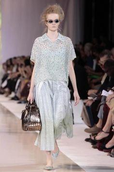 Rochas #PFW #RTW #SS14 #Fashion http://nwf.sh/18Zyh38