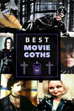 The Most Memorable Goth Characters From Movies Iconic Movies, Good Movies, Single Humor, Goth Aesthetic, Can't Stop Laughing, Edwardian Era, Movie Characters, Alternative Fashion, Curiosity