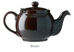 2 Cup Chatsford Tea Pot with Infuser (Brown)