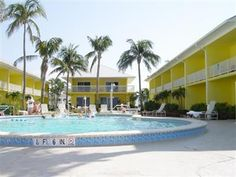 Favorite place to stay .....Sandpiper Gulf Resort - Ft. Myers Beach, FL