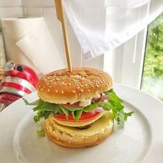 Ciasto w 5 minut, czyli banoffee pie - Primi Piatti Banoffee Pie, Hamburger, Food And Drink, Chicken, Ethnic Recipes, Soda, News, Drinking, Hamburgers