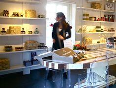 the Truffle table in Laren