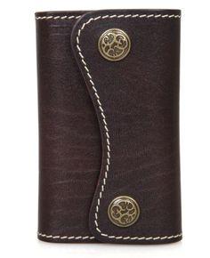 ARTIM1- luxusné ručne vyrobené etue na kľúče - hovädzia koža(čokoládovo-hnedá) Wallet, Chain, Fashion, Luxury, Moda, Fashion Styles, Necklaces, Fashion Illustrations, Purses