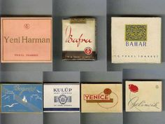 Made in Turkish Cigarette Brands, Cigarette Box, Cosmetics Ingredients, Even Skin Tone, Art History, Design History, Decoration, Childhood, Advertising
