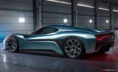 2016 NIO EP9 – 'World's Fastest Electric Car'