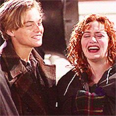 20 Times Kate Winslet And Leonardo DiCaprio Loved Each Other Unconditionally Leonardo And Kate, Kate Winslet And Leonardo, Kate Winslet Young, Leonardo Dicapro, Titanic Rose, Rms Titanic, Titanic Movie Facts, Titanic Quotes, Titanic Behind The Scenes