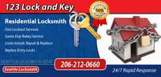 Seattle Locksmith Seattle
