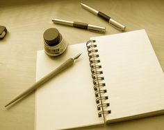 I start a new chapter every day and I write it myself.