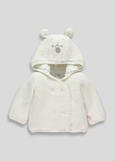 This charming and magical knitted Disney cardigan will keep your baby snug as a bug this winter. Meticulously crafted from pure cotton, it is...
