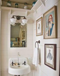 Bathroom | Erin and Ben Napier | Home Town | HGTV