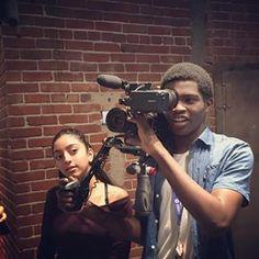 Quand les participants de Crescendo traversent de l'autre côté de la caméra... #icicrescendo Crescendo, Binoculars, Instagram