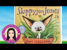 Skippyjon Jones by Judy Schachner - Stories for Kids - Children's Books Read Along Aloud - YouTube
