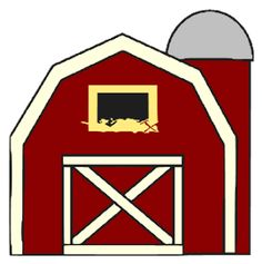 Free Barn Clip Art Of Red Cartoon Clipart Image For Your Personal Projects Presentations Or Web Designs