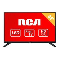 COMPRA en Walmart tienda en línea TV RCA 32 Pulgadas 720p HD Smart TV LED RTV32D11SM, ✔ENVÍO A TODO MÉXICO ✔PUEDES PAGAR EN TIENDA ¡COMPRA YA!