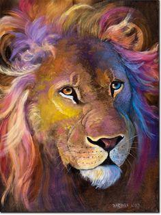 Color of Judah by Barbara Lund