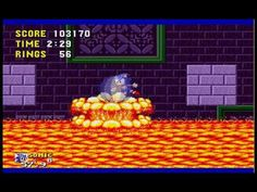 Sonic The Hedgehog - Marble Zone