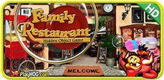 Gamer Entry: Family Restaurant - Hidden Object Game