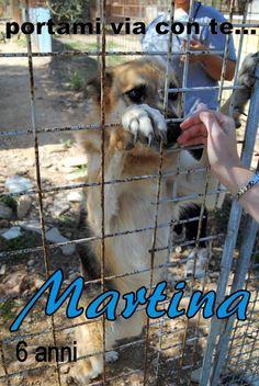 #portamiviaconte - Martina 6 anni