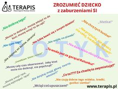 Terapia SI Poznań Asd, Kids And Parenting, Hand Lettering, Education, Therapy, Speech Language Therapy, Asperger, Literatura, Handwriting