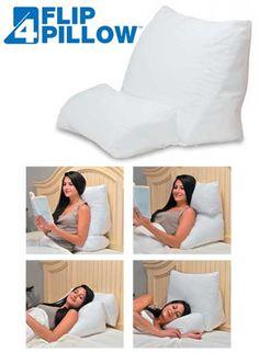Contour 4-Flip Pillow™