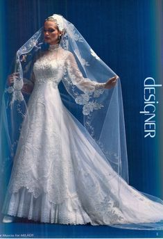 Bridal Gowns, Wedding Gowns, Eve Of Milady, Vintage Weddings, Marie, Ball Gowns, Ads, Magazine, Disney Princess