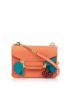 Milner Nano envelope cross-body bag | Sophie Hulme | MATCHESFASHION.COM UK